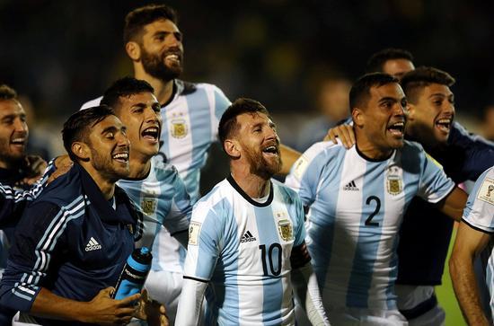 Kan Lionel Messi's landshold i Argentina vinde verdensmesterskabet?