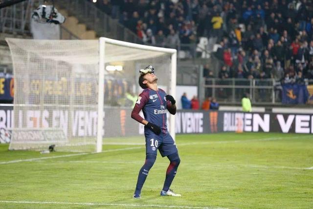 Paris saint-germain PSG i franske ligakampe 18 vindende streak