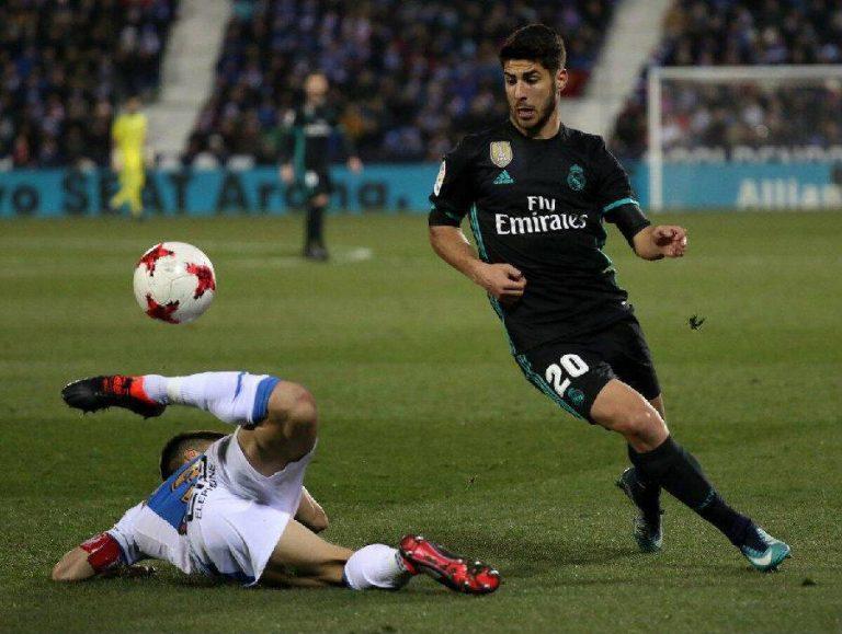 Real Madrid vandt endelig et spil