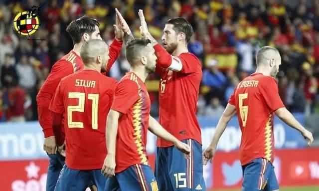 Spanien forbereder sig aktivt på verdensmesterskabet