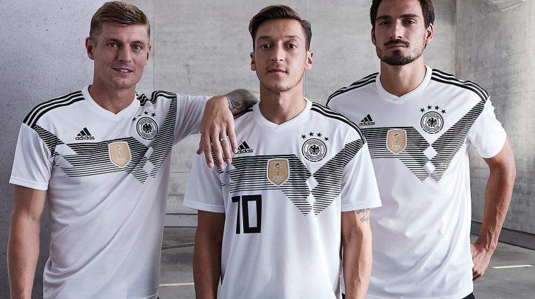 Tyskland landsholdet VM fodbold skjorte er blevet annonceret