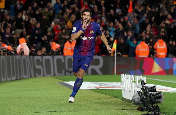 Barcelona vinder over modstandere og får klare fordele