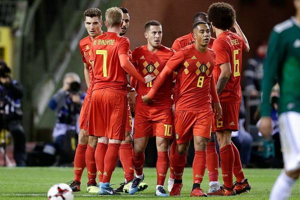 Belgien hold bonusser i verdensmesterskabet